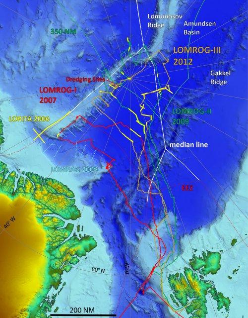 Lomrog III map